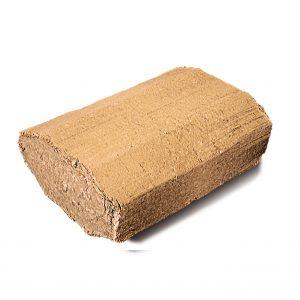 Tecsabuch bûche rectangulaire bois compressé